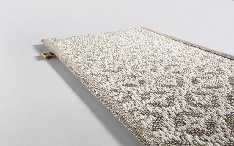 tapis terrazza limited edition ekorce couleur limited mist tapis limited l 210 p 140 cm. Black Bedroom Furniture Sets. Home Design Ideas