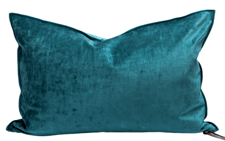 Coussin velours royal